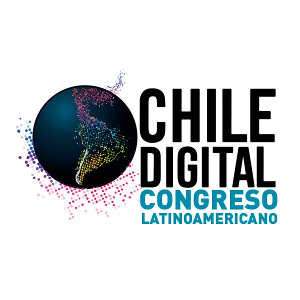 Logo Oficial Congreso Chiledigital 2015