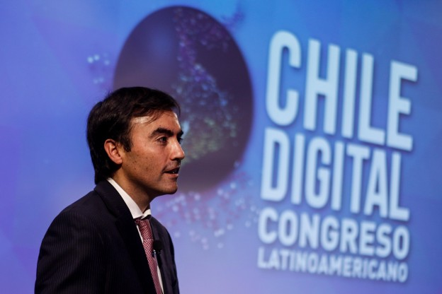 Alfonso Y‡–ez, Congreso latinoamericano Chile Digital