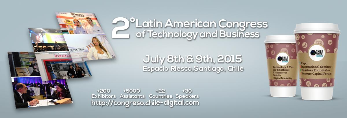 Linkedin Image I Chile Digital Congress 2015